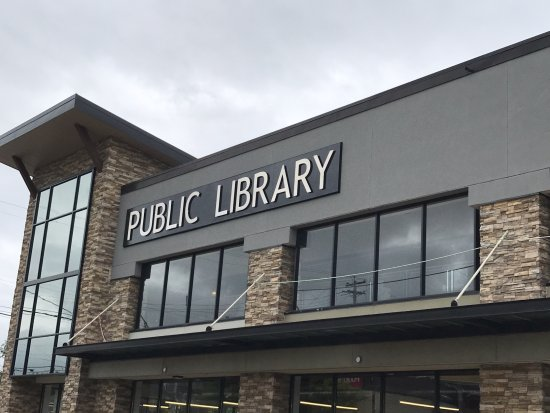 Powell River Public Library