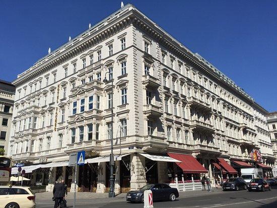 Hotel Sans Souci Wien Preise