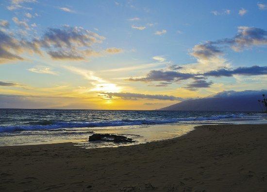 Keawakapu Beach: Sunset 1