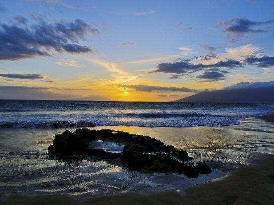Keawakapu Beach: Sunset 2
