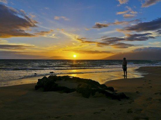 Keawakapu Beach: Sunset 3