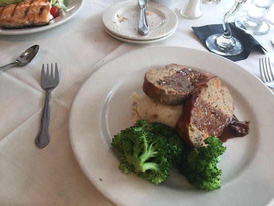 Bristol, PA: Meatloaf