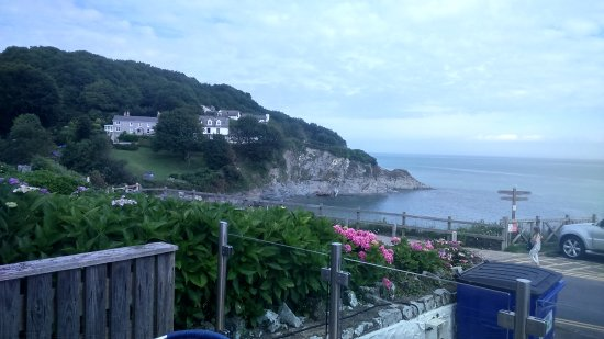 Aberporth, UK: The view
