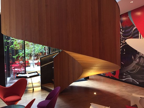 citizenM London Bankside: Up to the function rooms