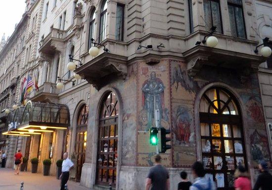 Radisson Blu Beke Hotel, Budapest: exterior