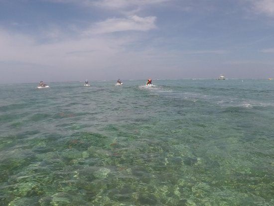 East End, Grand Cayman: Jet Ski Tour