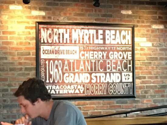 Applebee S North Myrtle Beach Menu