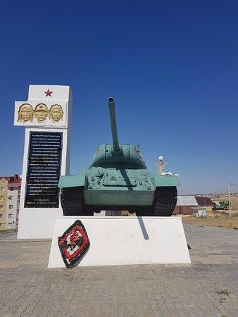 Republic of Kalmykia, Ρωσία: Освободитель!