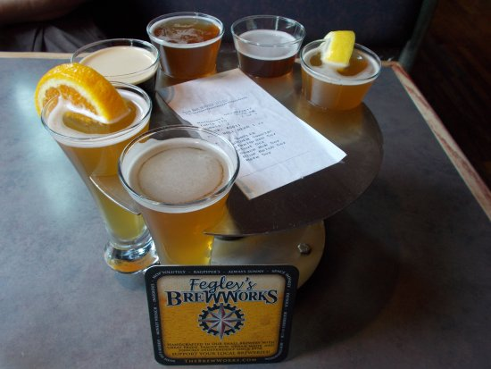 Bethlehem Brew Works: GREAT SAMPLER