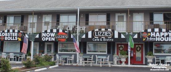 Lizzie's Cafe & Bistro 142nd St : Lizzie's Cafe & Bistro...  #oceancitycool