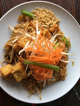 Thai Kitchen Pad Thai pad thai - picture of kittiwat thai kitchen, frederick - tripadvisor
