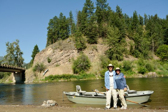 Montana Trout Outfitters - Day Tours