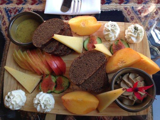 Larrupin Cafe: appetizer board
