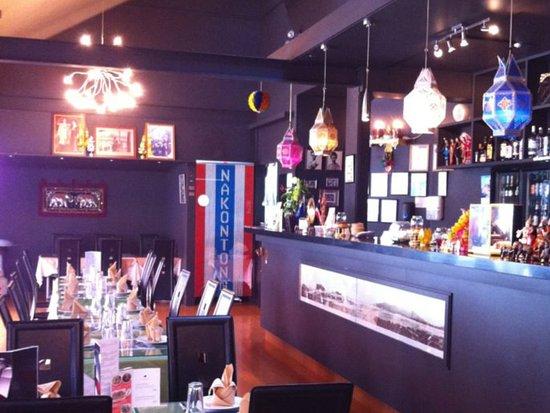 Whangamata, Новая Зеландия: อาหารอร่อย บริการประทับใจ ยินดีต้อนรับและพร้อมบริการอย่างเต็มความภาคภูมิใจ