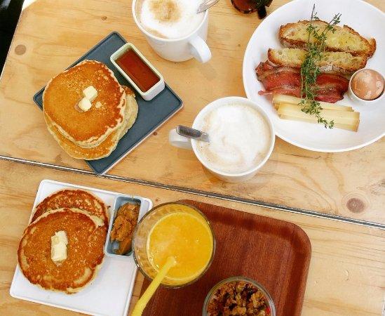 Yeti Pancakes