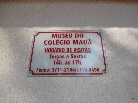 Museu Colégio Mauá