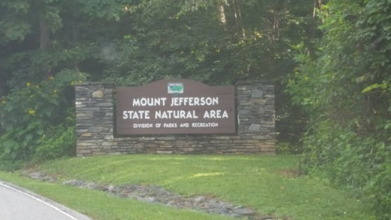 Jefferson, NC: you have arrived