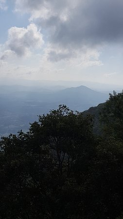 Jefferson, NC: view from Luther Rock