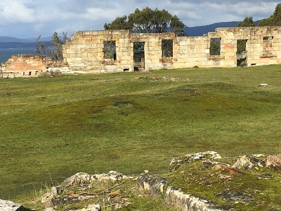 Saltwater River, Australien: Coal Mine Historical Site