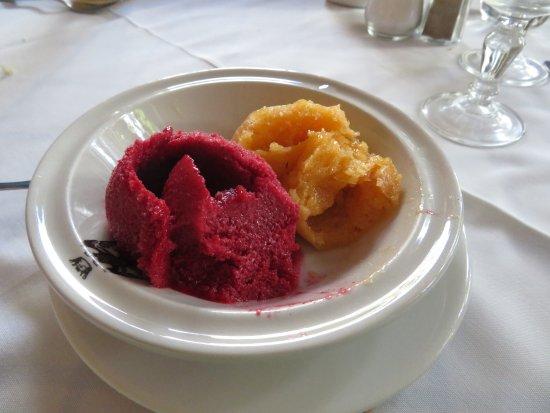 Lasso, Equador: Ice Cream