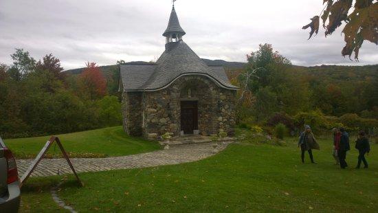 Sutton, Kanada: Chapelle Ste Agnès