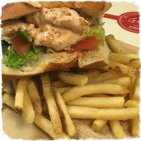 GR's Sandwich Shoppe