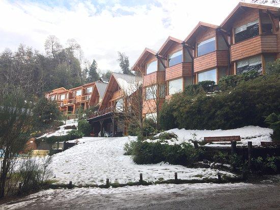 Hosteria puerta del sol villa la angostura argentina for Hoteles cerca de la puerta del sol