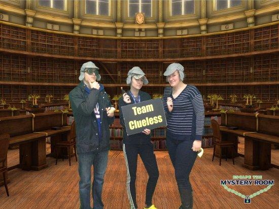 West Nyack, Нью-Йорк: Sherlock's Library