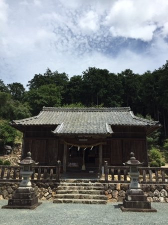 Hashisaki Shrine