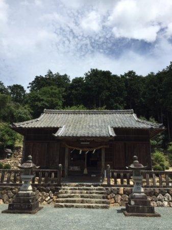 Hashisaki Shrine