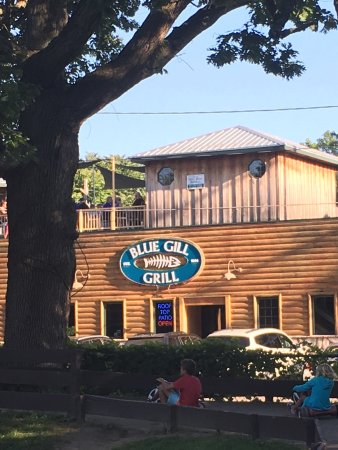 ‪Blue Gill Grill‬