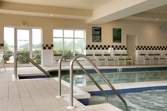 Hilton Garden Inn Appleton Kimberly: Pool