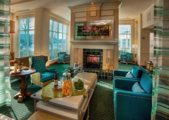 Hilton Garden Inn Appleton Kimberly: lobby