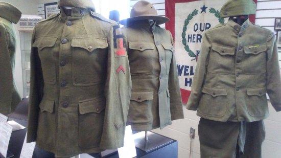 Eastpointe, MI: In Military history