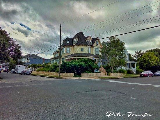 Northwood Inn: Ett fint hus med lungt och trevligt läge.