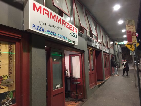 Pottsville, Australia: Mammazeza