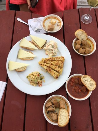 Peru, VT: Each tapas is better then the other !!