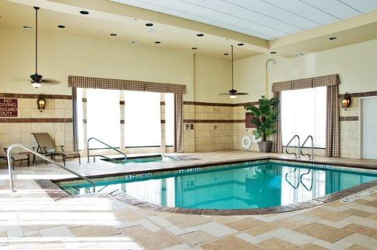 Hilton Garden Inn Amarillo: Indoor Pool & Whirlpool