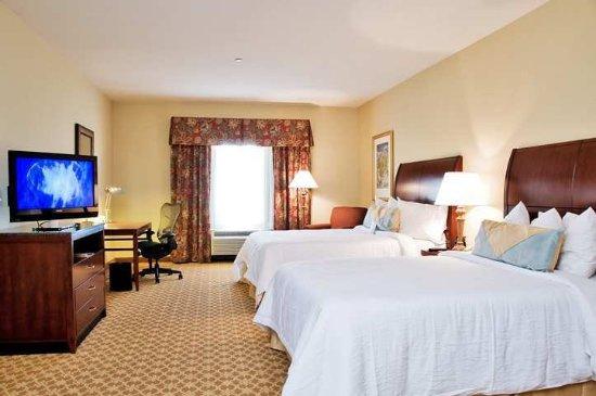 Hilton Garden Inn Amarillo: Guest Room