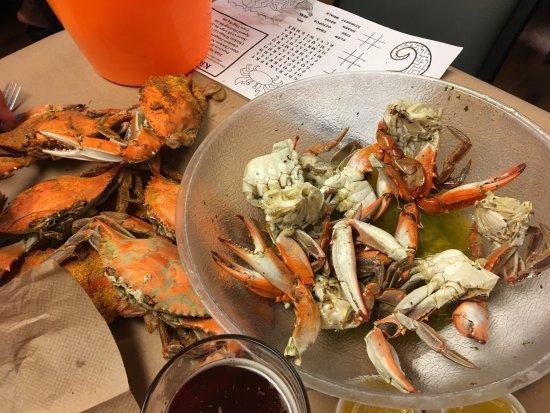 Gainesville, VA: Crabs