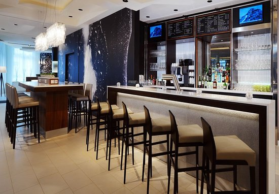 Courtyard by Marriott Cologne: The Bistro Bar