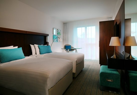 Courtyard by Marriott Cologne: Twin/Twin Guest Room