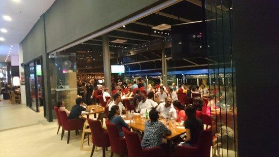 Enders Gasgrill Johor : New zealand unlimited restaurant at puteri harbour johor bahru