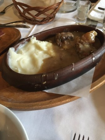 Kafana Question Mark: Beef goulash