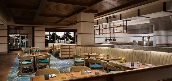 The Ritz-Carlton Key Biscayne, Miami: Lightkeepers Restaurant (no Chefs )