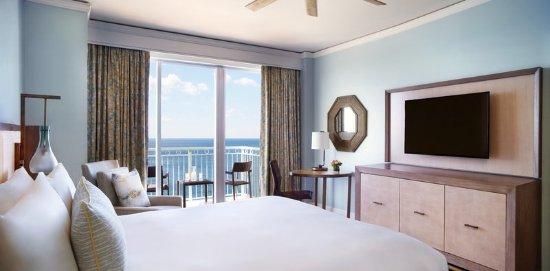 The Ritz-Carlton Key Biscayne, Miami: King Room Ocean Front