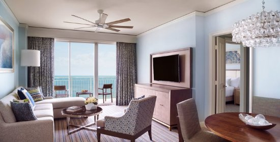 The Ritz-Carlton Key Biscayne, Miami: Residence Suite Ocean Front