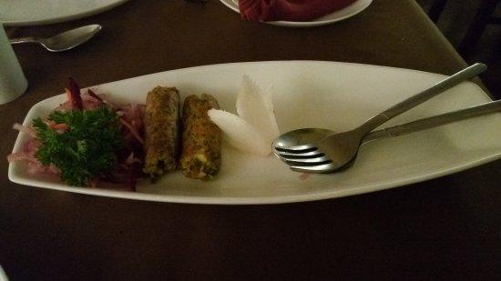 Great Punjab Restaurant: Starter