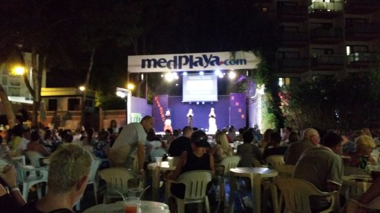 MedPlaya Hotel Bali: entertainment