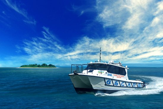 Escape 2 Island & Reef Charters